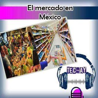 El mercado en México.