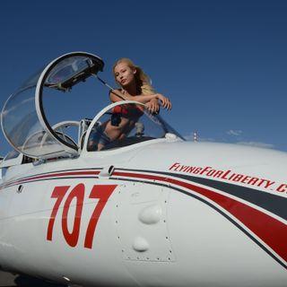 Flying For Liberty - Part B - Dani Vierra