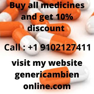 Oxycontin(narcotic)Oral :Genericambien