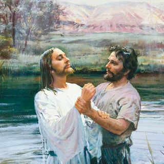 Becoming Catholic: Baptism