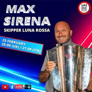 Max Sirena (Luna Rossa) ci svela i preparativi per l'America's Cup