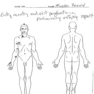 The  Michael Brown Autopsy