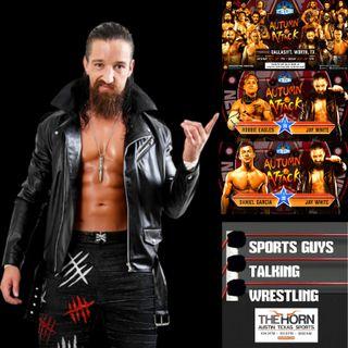 Jay White NJPW Autumn Attack Sep 21 2021