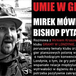 #15 UMIE W GRY MIREK KRASZEWSKI