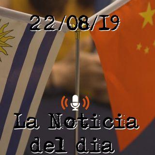 Uruguay busca en China ser el enclave comercial de Sudamérica | LaNoticiaDelDia