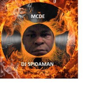 DJ SPIDA MAN TUESDAY MORNING SHOW ** MCDE ** BABY