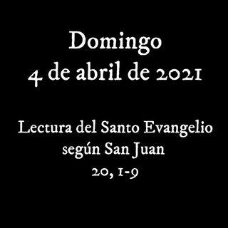 Pincha para escuchar el evangelio del domingo 4 de abril de 2021