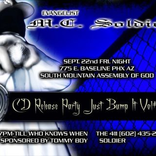 "Prayers Club Radio""M.C.Soldier""Phx Az..."