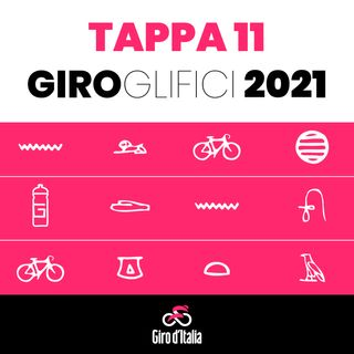 Tappa 11: In Giro veritas