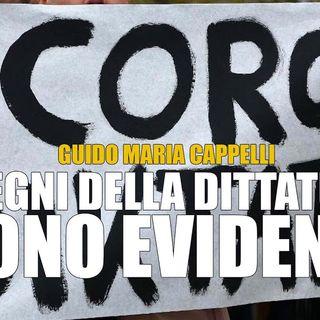 """Guido Maria Cappelli: """"Chi non vede i segni della dittatura è cieco"""""""