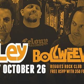 Pulley Live In Chicago - October 26th