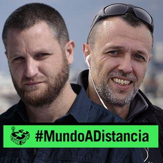 Beriaín y Fraile, periodismo en el punto de mira  (MUNDO A DISTANCIA - CARNE CRUDA #869)