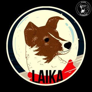 Laika S01E00 Nello spazio nessuno può sentirti piangere