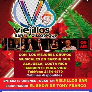 VIEJILLOS BAR la casa de los buenos bailadores en COSTA RICA