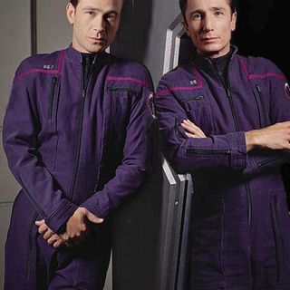 The Q & A with Connor Trineer and Dominic Keating