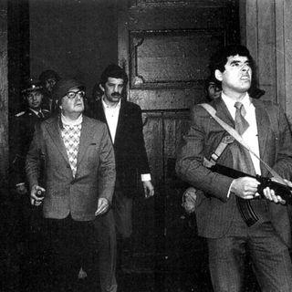 Chile en los días de Allende
