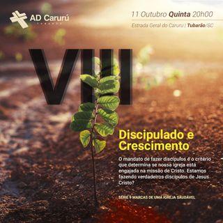 9 Marcas - VIII Discipulado e Crescimento | AD CARURU