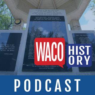 Waco's Vietnam Veterans Memorial
