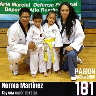 Norma Martínez - Soy una mujer de retos