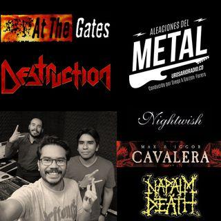 Metalicese con los conciertos de final de semestre