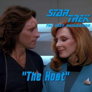 "Season 6, Episode 14 ""The Host"" (TNG) with Matt Baume"