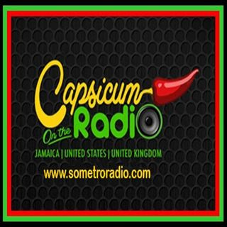 The Capsicum Radio Show hosted by Roger Meltzer Jan 24 2018 S2E4