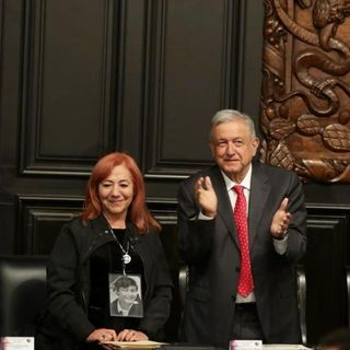 Rosario Piedra Ibarra es la nueva presidenta de la CNDH