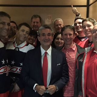 EITM interviews Ted Leonsis