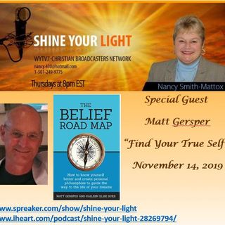 Shine Your Light #PODCAST #121  Happy Living