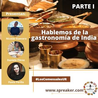 Hablemos de la gastronomía de India