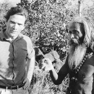 Pier Paolo Pasolini, L'odore dell'India