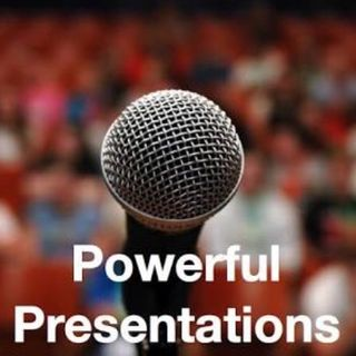 How to Make Powerful Presentations- part 1