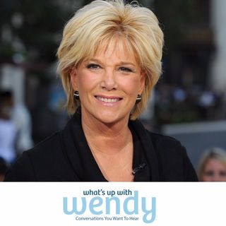 Joan Lunden, award-winning journalist, bestselling author, and women's health & wellness advocate