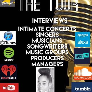 THE TOUR: HOSTED BY AYANNA HOLLOMON