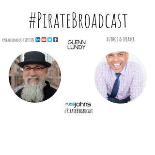 Catch Glenn Lundy on the PirateBroadcast