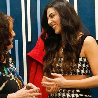 Patrizia de Blanck furibonda con Giulia Salemi