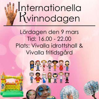 Örebro Multibasketklubb och kvinnodagen