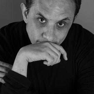 Animal de Radio 64: Alberto Chimal, de letras, libros y... Batman