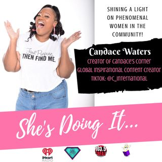 Shes Doing It: Candace Waters From A Season Of Depression To Changing Lives Through Tik Tok- Meet The Global Content Creator