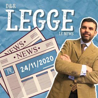 D&R legge le NEWS del 24 Novembre