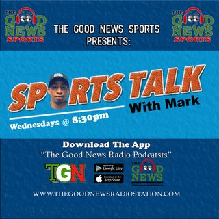 Sports Talk with Mark - Ep. 18 - Special Guest: Seattle Storm Center Mercedes Russell
