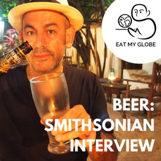 Beer: An Interview with the Smithsonian's Curator of Brewing History, Theresa McCulla
