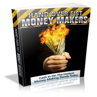 Hand Over Fist Money Makers spreaker 1