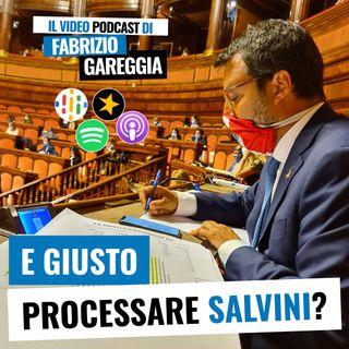 Salvini Open Arms: è giusto processarlo?