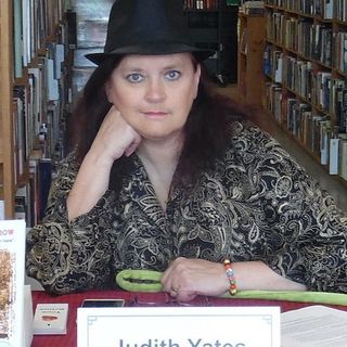 Interview with true crime author Judith A. Yates