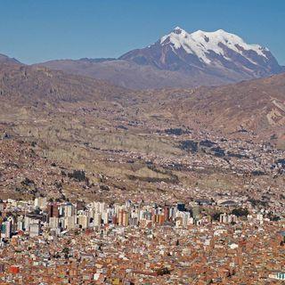 Gründung von La Paz (am 20.10.1548)