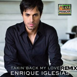 Enrique Iglesias feat. Ciara - Takin Back My Love (DJ Alvin Remix)