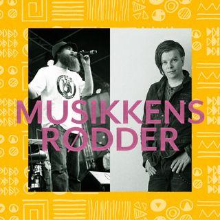 'Musikkens Rødder': Musikalsk udveksling - Lån, inspiration eller tyveri?