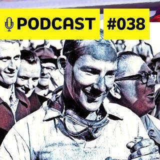 #038 – Quais pilotos mereciam ganhar títulos da F1 e não levaram?