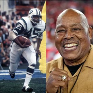 BCE POP-Up Talks: Earl Christy of UMES Hawks & The New York Jets